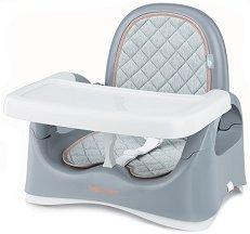 Детски сгъваем стол за хранене - Smokey -