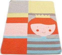 """Бебешко одеяло - Принцеса - Размери 70 x 90 cm от серия """"Juwel"""" -"""
