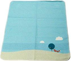 """Бебешко одеяло - Лисица - Размери 70 x 90 cm от серия """"Juwel"""" -"""
