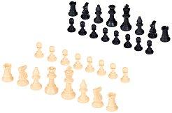 Комплект фигури за шах -