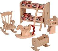 Детска стая - творчески комплект