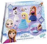 """Направи сама фигури от мъниста - Творчески комплект от серията """"Замръзналото кралство"""" - играчка"""