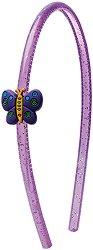 Детска диадема за коса с пеперуда - продукт