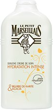 Le Petit Marseillais Hidratation Intense Douche Creme - Хидратиращ душ крем с масло от ший и акация -