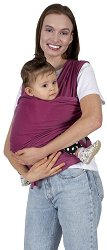 Слинг-шал с поддържащ колан - Аксесоар за носене на бебе -