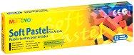 Сухи пастели - Soft Pastels - Комплект от 12, 24, 32 или 48 цвята