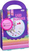 Създай и декорирай сам - Картички - Творчески комплект - творчески комплект