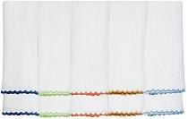 Памучни кърпи - Комплект от 10 броя - продукт