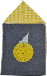 """Бебешко одеяло за изписване - Лъв - Размери 45 x 76 cm от серия """"Juwel"""" -"""