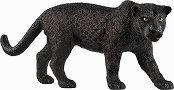 """Черна пантера - Фигура от серията """"Животни от дивия свят"""" - фигура"""