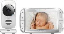 Дигитален видео бебефон - MBP48 - С 5 мелодии и възможност за обратна връзка -