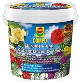 Гранулиран тор за здравец и балконски растения - Опаковка от 800 g
