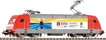 Електрически локомотив -  Eisenbahner BR 101 - DB AG - ЖП модел -