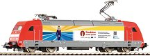 Електрически локомотив -  Eisenbahner BR 101 - DB AG -