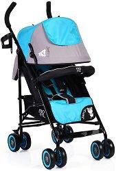 Лятна бебешка количка - Jerry - С 4 колела -