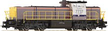 "Дизелов локомотив - G 1700 BB B-Technics ""Colorado"" - ЖП модел -"