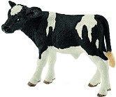 """Теле - Холщайн - Фигура от серията """"Животните от фермата"""" -"""