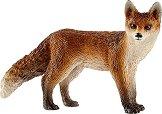 """Лисица - женска - Фигура от серията """"Животни от дивия свят"""" - фигура"""