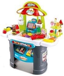 Детски супермаркет - Комплект с аксесоари - фигура