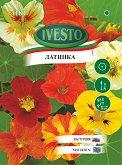 """Семена от ниска Латинка - микс от цветове - От серия """"Ивесто"""""""