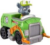 """Роки - Детска играчка от серията """"Пес патрул"""" - фигура"""