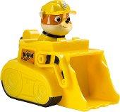 """Ръбъл - Детска играчка от серията """"Пес патрул"""" - фигура"""