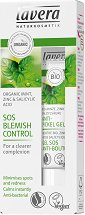 Lavera SOS Blemish Control - Гел против акне и несъвършенства по кожата - маска