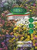 """Семена от Лимониум синуатум - микс от цветове - От серия """"Ивесто"""""""