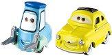 """Луиджи и Гидо - Комплект от 2 метални колички от серията """"Колите"""" - играчка"""