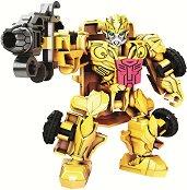 """Bumblebee - Детски конструктор от серията """"Трансформърс"""" - творчески комплект"""
