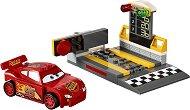 """Изстрелване с МакКуин Светкавицата - Детски конструктор от серията """"LEGO Juniors"""" -"""