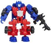 """Optimus Prime - Детски конструктор от серията """"Трансформърс"""" - фигури"""