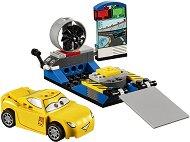 """Симулаторът за състезания на Крус Рамирес - Детски конструктор от серията """"LEGO Juniors"""" -"""