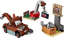"""Автоморгата на Матю - Детски конструктор от серията """"LEGO Juniors"""" -"""