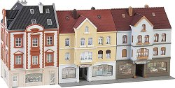 Градски къщи - Сглобяем модел -