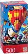 Състезание с балони - пъзел
