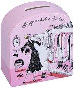 Касичка - Shop-a-holic Sister - продукт