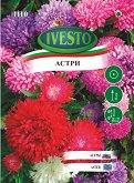 """Семена от ниска Астра - микс от цветове - От серия """"Ивесто"""""""