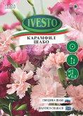 """Семена от Карамфил Шабо - микс от цветове - От серия """"Ивесто"""""""