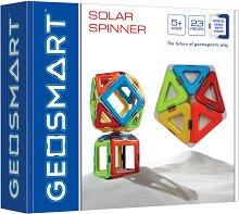 Слънчева въртележка - Магнитен конструктор - играчка