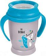 Преходна чаша с дръжки - Indian Summer: 250 ml - За бебета над 12 месеца -