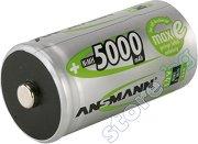 Батерия D - Акумулаторна NiMH (HR20) 5000 mAh  -