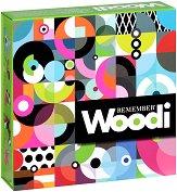 Woodi - Дървен пъзел с елементи в нестандартна форма -