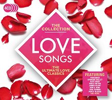 The Collection Love Songs - 4 CD - албум