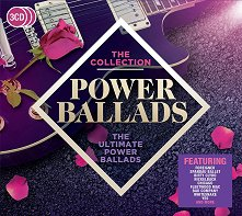 The Collection Power Ballads - 3 CD - компилация