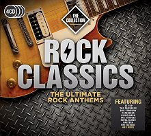 The Collection Rock Classics - 4 CDs - компилация