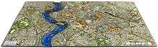 """Рим, Италия - 4D пъзел от серията """"Cityscape - History Over Time"""" -"""