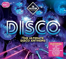 The Collection Disco - 3 CDs - албум