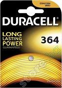 Бутонна батерия 364 / SR60 / SR621SW - Сребърно-Оксидна 1.5V - 1 брой -