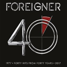 Foreigner - 40 - 2 CDs -